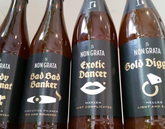 Banker turns Brewer