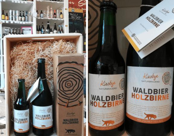 FB Beitrag _ Neuzugang Kiesbye´s Waldbier Holzbirne