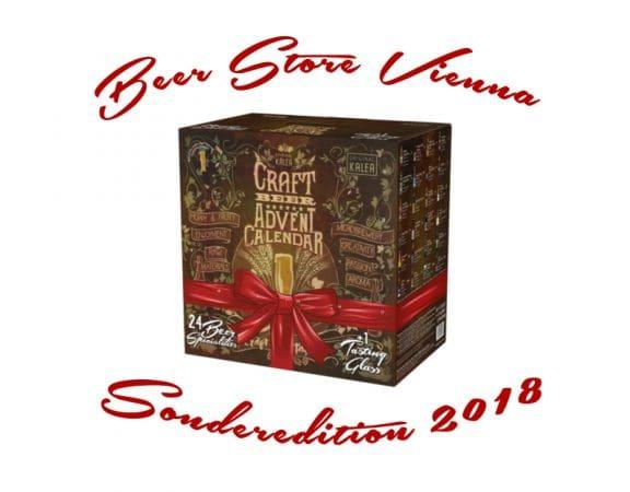 Craft Beer Adventkalender Sonderedition